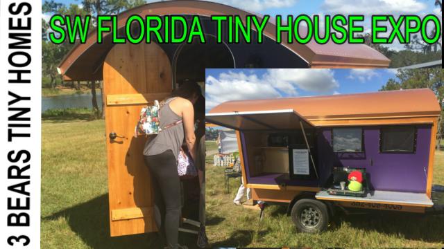 tiny house expo. SW Florida Tiny House Expo